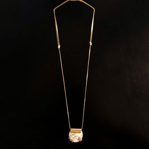 Madewell Art Deco Necklace